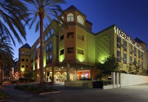 Desert Palms Hotel and Suites - Exterior