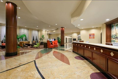 Desert Palms Hotel and Suites - Lobby