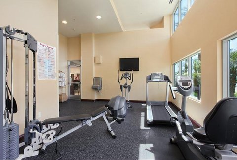 Desert Palms Hotel and Suites - Fitness Exercise Room