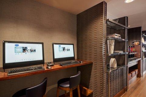 Hampton Inn Manhattan-Downtown-Financial - Business Center