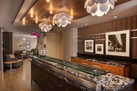 Hampton Inn Manhattan-Downtown-Financial - Lobby