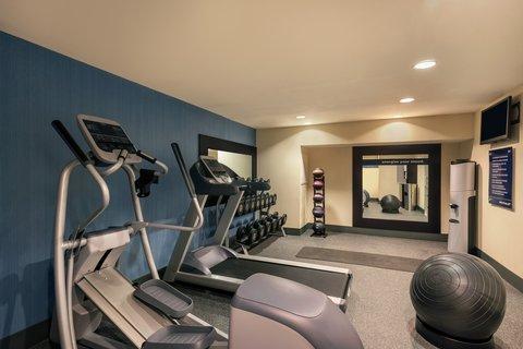 Hampton Inn Manhattan-Downtown-Financial - Fitness Center