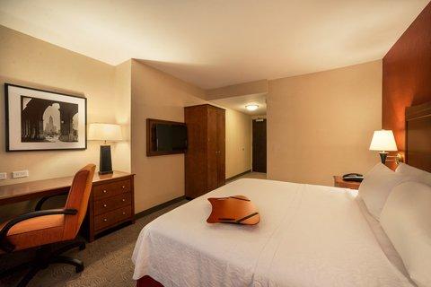 Hampton Inn Manhattan-Downtown-Financial - ADA-Accessible Queen Room