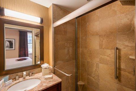 Hampton Inn Manhattan-Downtown-Financial - Guest Bathroom