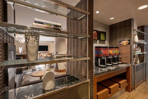 Hampton Inn Manhattan-Downtown-Financial - Complimentary Coffee   Tea