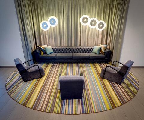 Crowne Plaza ANTWERP - Lobby Lounge