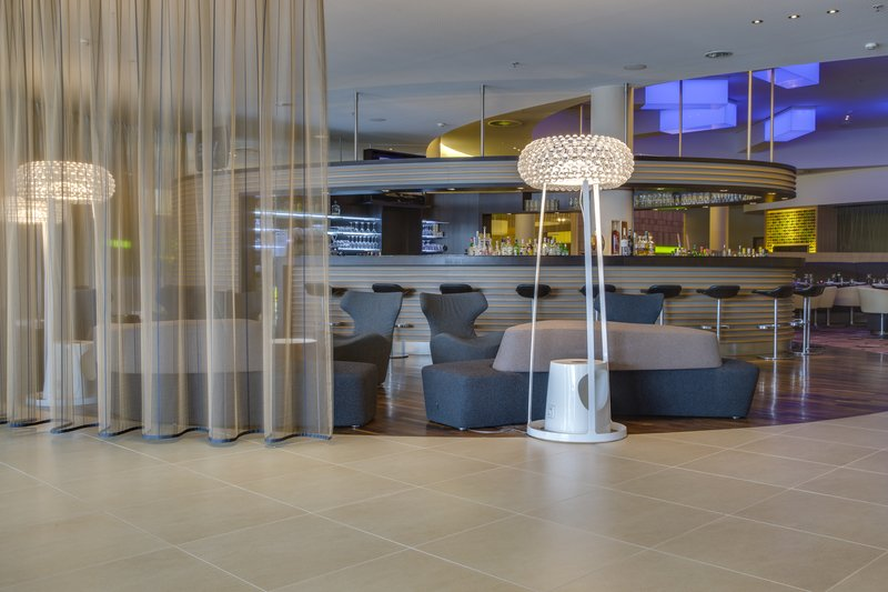 Radisson Blu Hotel Hamburg Airport Salon/Lobi