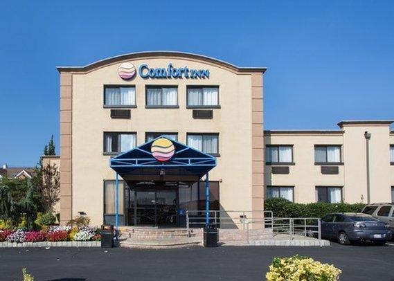 Comfort Inn Edgewater Dış görünüş