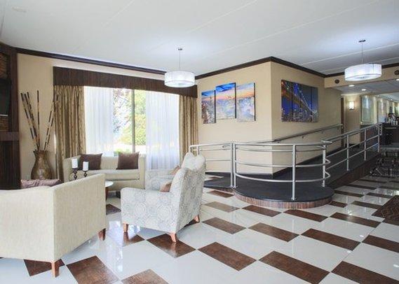 Comfort Inn Edgewater Lobi