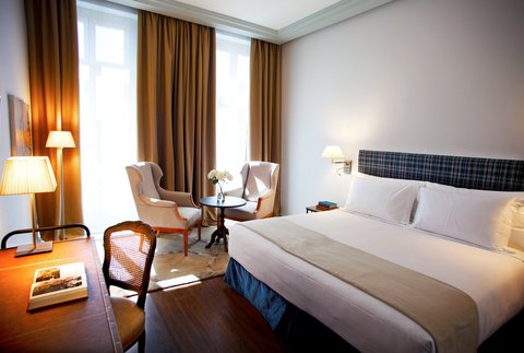 Urso Hotel and Spa - Deluxe Room