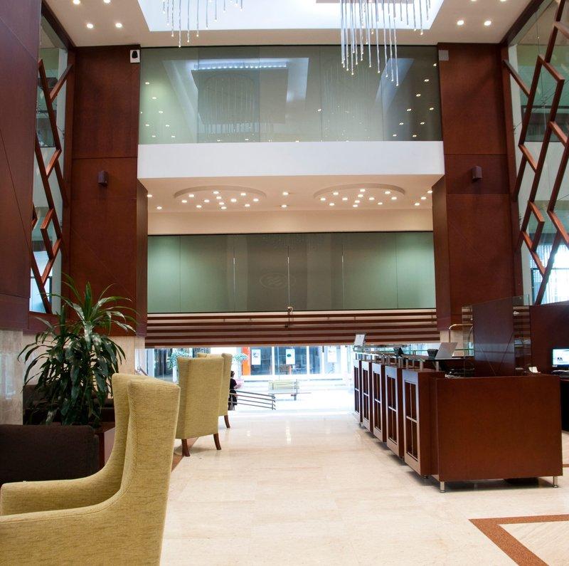 Crowne Plaza Aparta Suites Tequendama Aula