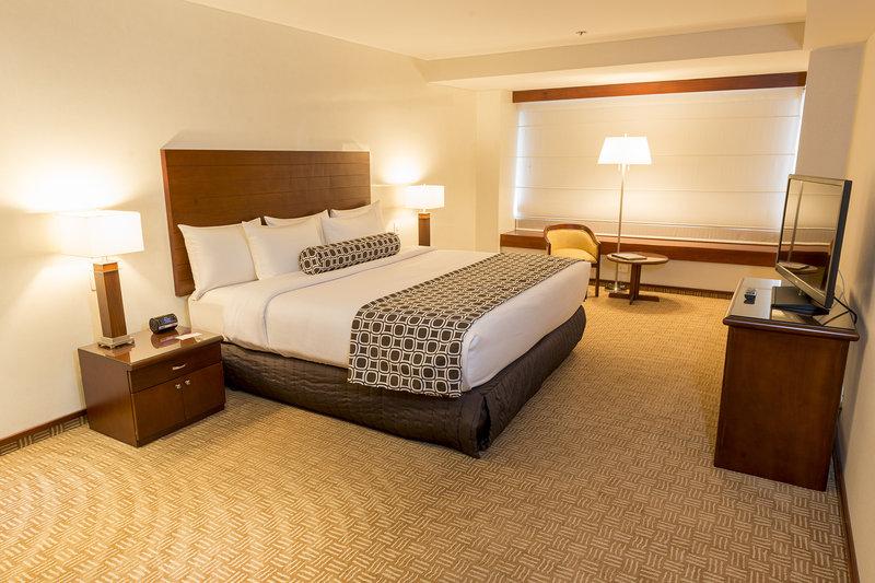 Crowne Plaza Aparta Suites Tequendama Huonenäkymä