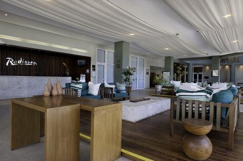 Radisson Aracaju Hotel - Lobby