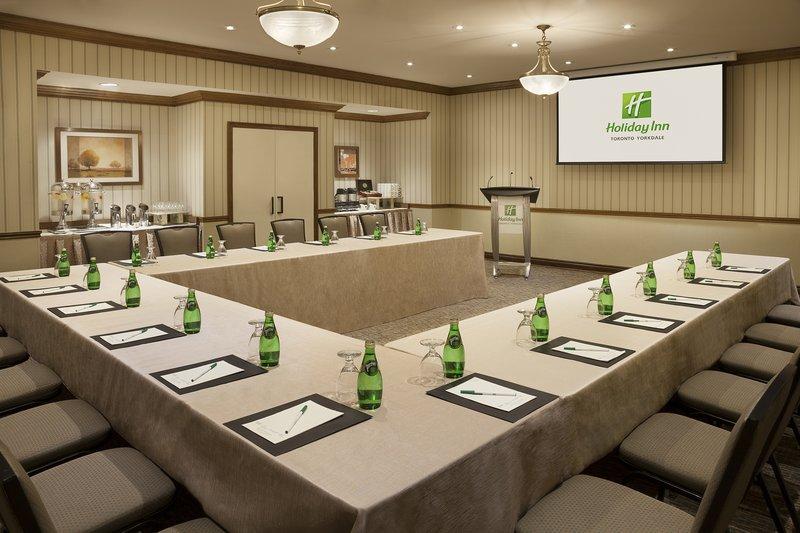 Holiday Inn Toronto-Yorkdale 会议厅