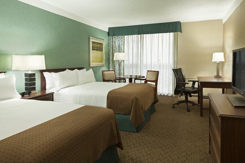Holiday Inn Toronto-Yorkdale Odanın görünümü