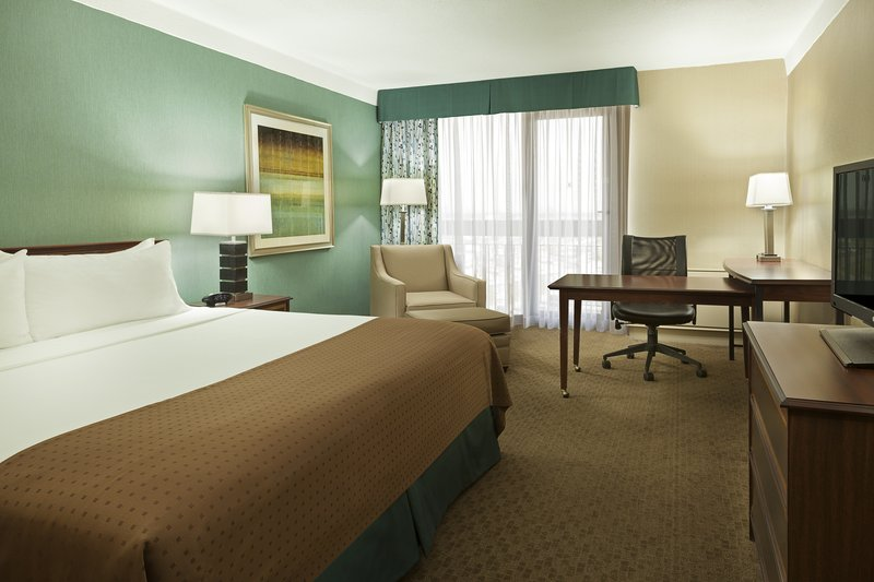 Holiday Inn Toronto-Yorkdale 客房视图