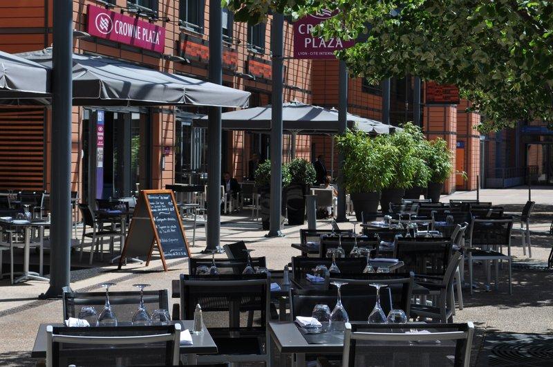 Crowne Plaza Lyon Restauration