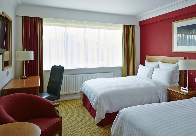 Marriott Newcastle Gosforth Park Hotel Rum