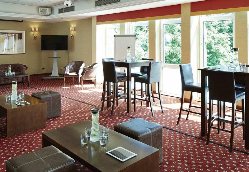 Marriott Newcastle Gosforth Park Hotel Svit