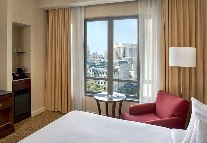 New York Marriott at the Brooklyn Bridge - Brooklyn, NY
