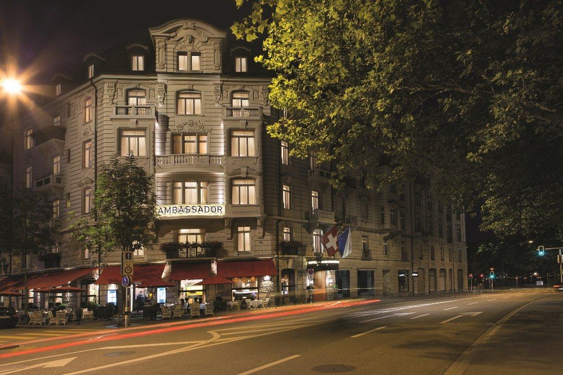 Ambassador a l'Opera Small Luxury Hotel