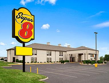 Super 8 Evansville North - Welcome to Super 8 Evensville North