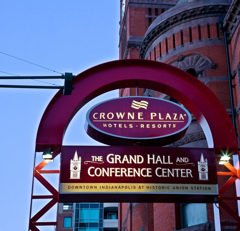 CROWNE PLAZA UNION STATION DTW