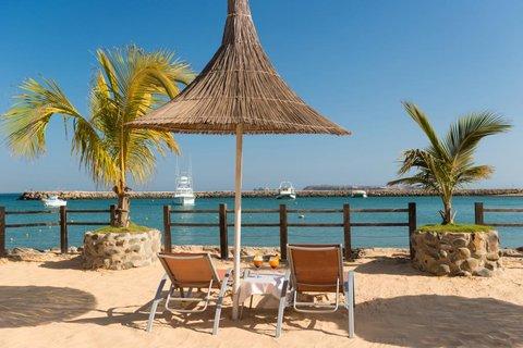Terrou-Bi Beach & Casino Resort - The Beach