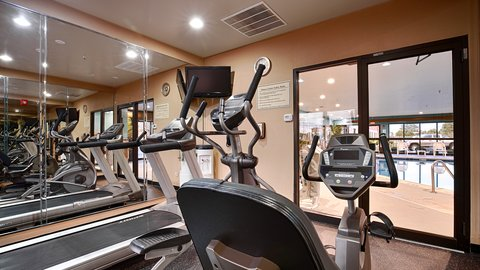 BEST WESTERN PLUS Chicago Southland - Fitness Center