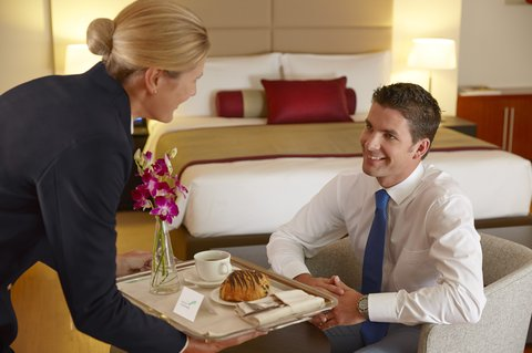 The Airport Hotel - Transit Only - Room Service