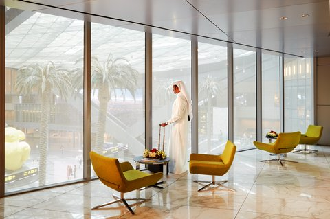 The Airport Hotel - Transit Only - Lobby