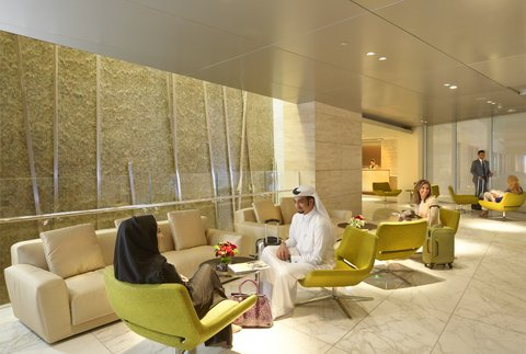 The Airport Hotel - Transit Only - Lobby Area