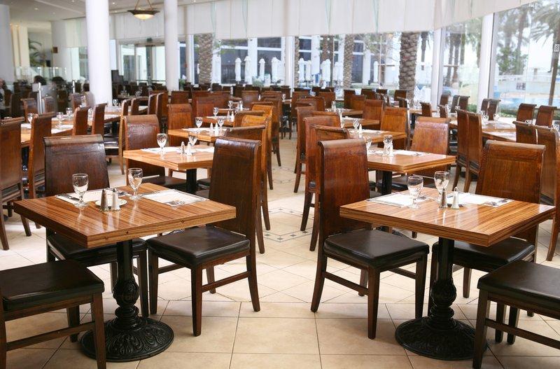 Crowne Plaza Hotel  DEAD SEA Gastronomie