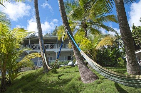 Sea U Guest House - Sea-U Guest House - relax in hammocks