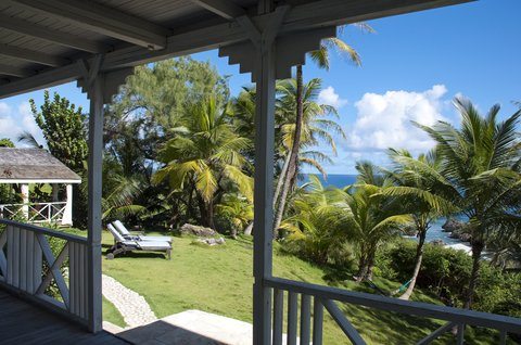 Sea U Guest House - View From Patio