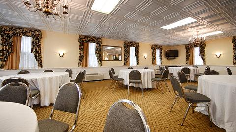 Best Western Sea Island Inn - Meeting   Banquet Room