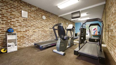 Best Western Sea Island Inn - Fitness Center