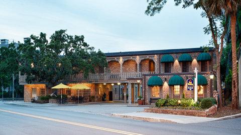 Best Western Sea Island Inn - Exterior