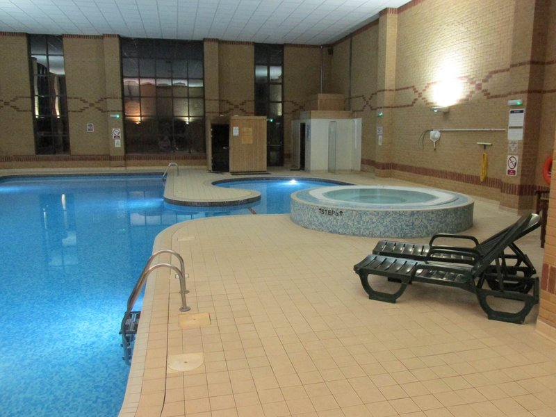 Holiday Inn Rotherham-Sheffield M1,JCT.33 Pool