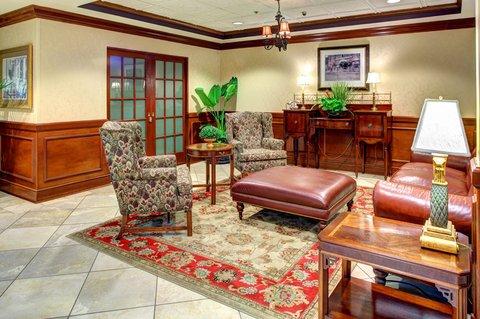 Hampton Inn Columbia Downtown Historic District - Lobby Seating
