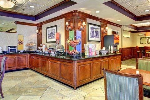 Hampton Inn Columbia Downtown Historic District - Free Hot Breakfast