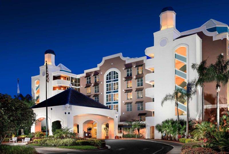 Embassy Suites Orlando - Lake Buena Vista Vue extérieure