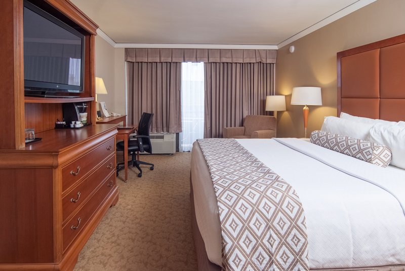 The Crowne Plaza Executive Center Baton Rouge Zimmeransicht