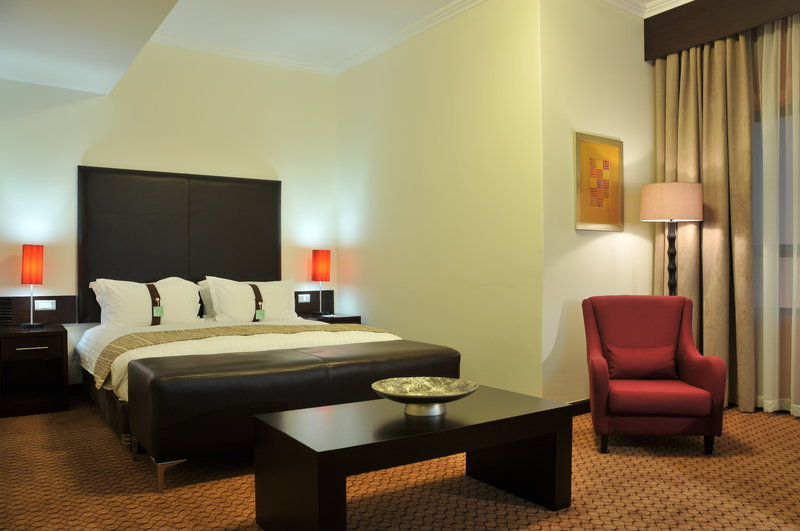 Crowne Plaza Johannesburg-The Rosebank Вид в номере