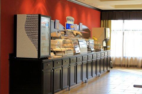 Holiday Inn Express & Suites FLORESVILLE - Breakfast Bar
