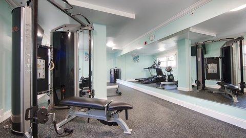 BEST WESTERN PLUS Oceanside Inn - Fitness Center