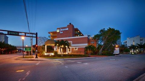 BEST WESTERN PLUS Oceanside Inn - Exterior