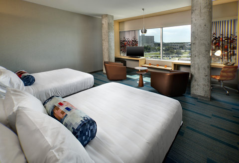 Aloft Tampa Downtown - Double Guest Room