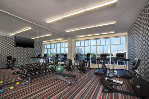 Aloft Tampa Downtown - Fitness Center