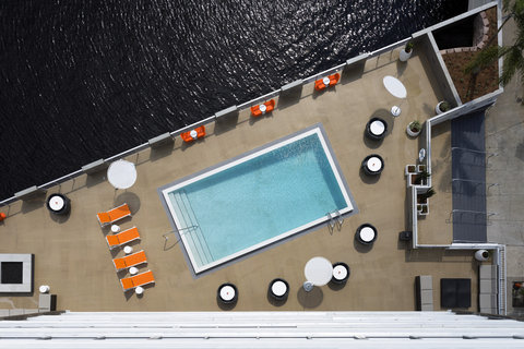Aloft Tampa Downtown - Splash Pool